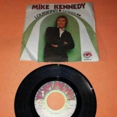 Discos de vinilo: MIKE KENNEDY . LOUISIANA . EXTASIS. EXPLOSION RECORDS 1971. Lote 195408805
