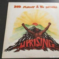 Discos de vinilo: BOB MARLEY - UPRISING . Lote 195409465