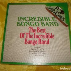 Discos de vinilo: THE BEST OF INCREDIBLE BONGO BAND. POPMEMORIES, EDC. GERMANY. IMPECABLE . (#). Lote 195409998