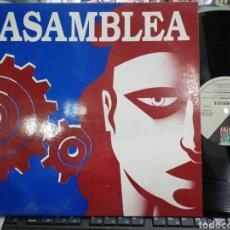 Discos de vinilo: ASAMBLEA MAXI DONDE PUEDO ENCONTRARTE 1993. Lote 195410673