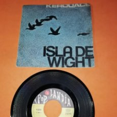 Discos de vinilo: KEROUACS . ISLA DE WIGHT. POPLANDIA RECORDS 1969. Lote 195411288