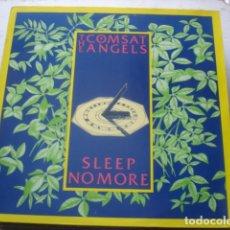Discos de vinilo: THE COMSAT ANGELS SLEEP NO MORE. Lote 195414840