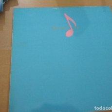 Discos de vinilo: KING CRIMSON BEAT LP INSERTO SPAIN 1982. Lote 195415028