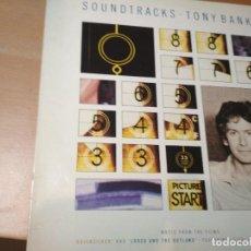 Discos de vinilo: TONY BANKS SOUNDTRACKS LP SPAIN. Lote 195415092