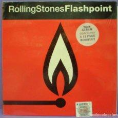Discos de vinilo: ROLLING STONES - FLASHPOINT - LP EDICIÓN ESPAÑOLA DE 1991. CONTIENE EL LIBRETO. Lote 195415111