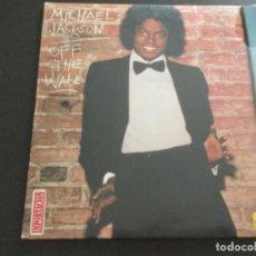 Discos de vinilo: MICHAEL JACKSON - OFF THE WALL . Lote 195415162