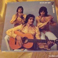 Discos de vinilo: LOS CHICHOS. NO SE POR QUE. PHILIPS, 1976 . IMPECABLE (#). Lote 195415191