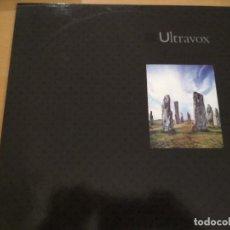 Discos de vinilo: ULTRAVOX LAMENT LP SPAIN INSERTO. Lote 195415435