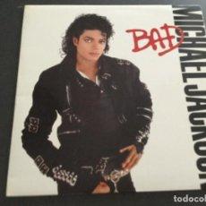 Discos de vinilo: MICHAEL JACKSON - BAD. Lote 195415510