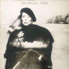 Discos de vinilo: JONI MITCHELL – HEJIRA. Lote 195416436