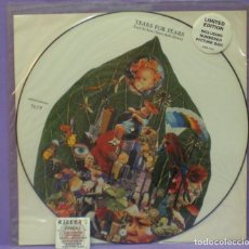 Discos de vinilo: TEARS FOR FEARS ‎– LAID SO LOW (TEARS ROLL DOWN) - MAXI 12' LIMITED EDITION / NUMERED PICTURE DISC.. Lote 195419783