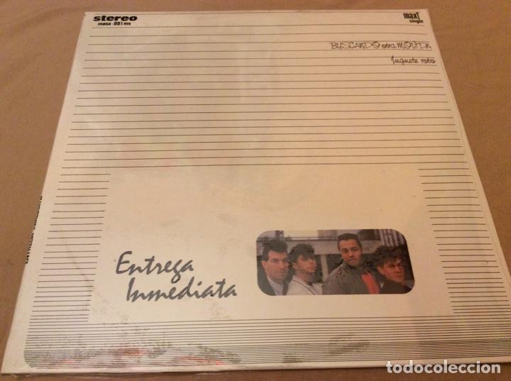 ENTREGA INMEDIATA. BUSCANDO OTRA MOVIDA / JUGUETE ROTO. MASA 1985. NUEVO, PRECINTADO (Música - Discos de Vinilo - Maxi Singles - Grupos Españoles de los 70 y 80)