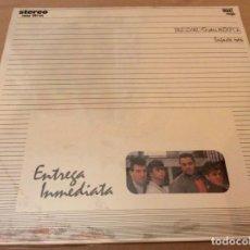 Discos de vinilo: ENTREGA INMEDIATA. BUSCANDO OTRA MOVIDA / JUGUETE ROTO. MASA 1985. NUEVO, PRECINTADO. Lote 195419858