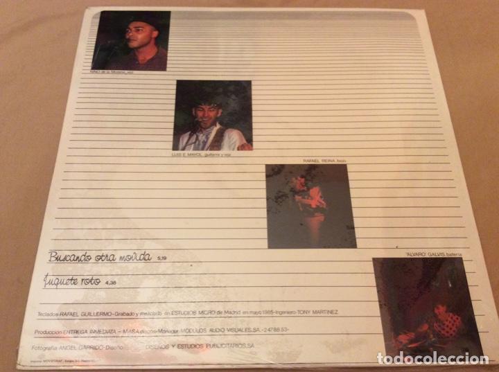 Discos de vinilo: ENTREGA INMEDIATA. BUSCANDO OTRA MOVIDA / JUGUETE ROTO. MASA 1985. Nuevo, precintado - Foto 2 - 195419858