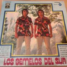 Discos de vinilo: LOS GEMELOS DEL SUR. UNA MENTIRA PIADOSA. EMI SERIE AZUL 1971.. Lote 195420398