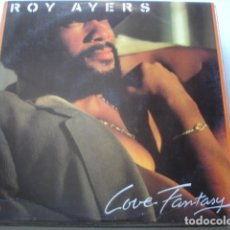 Discos de vinilo: ROY AYERS LOVE FANTASY. Lote 195421405
