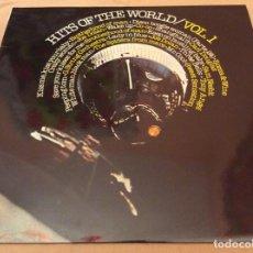 Discos de vinilo: HITS OF THE WORLD VOL. 1 - VARIOS. PYE RECORDS 1976. Lote 195422461
