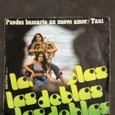 Discos de vinilo: LAS DEBLAS SINGLE DE 1976. Lote 195423100