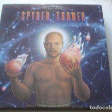 Discos de vinilo: SPYDER TURNER MUSIC WEB. Lote 195424735