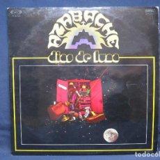 Discos de vinilo: AZABACHE - DIAS DE LUNA - LP. Lote 195424866