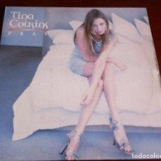 Discos de vinilo: TINA COUSINS - PRAY - MAXI SINGLE.12 . Lote 195425210