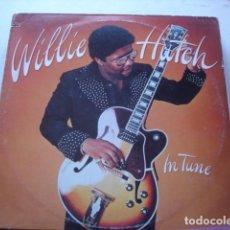 Discos de vinilo: WILLIE HUTCH IN TUNE. Lote 195425530