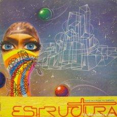 Discos de vinilo: ESTRUCTURA – MAS ALLA DE TU MENTE. Lote 195425896