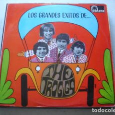 Discos de vinilo: THE TROGGS LOS GRANDES ÉXITOS DE.../NIGHT OF THE LONG GRASS. Lote 195426197