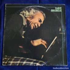 Discos de vinilo: LP DAVE BRUBECK.- EXCELENTE ESTADO. Lote 195428312