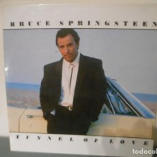 Discos de vinilo: BRUCE SPRINGSTEEN - TUNNEL OF LOVE. Lote 195429096