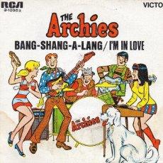 Discos de vinilo: THE ARCHIES - SINGLE1968. Lote 195429380