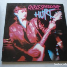 Discos de vinilo: CHRIS SPEDDING HURT . Lote 195430728