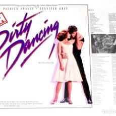 Discos de vinilo: V475 - DIRTY DANCING. BANDA SONORA ORIGINAL. LP VINILO. Lote 195430948