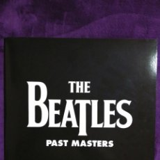 Discos de vinilo: THE BEATLES PAST MASTER. Lote 195432640