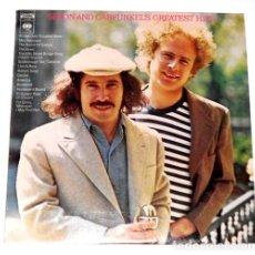 Discos de vinilo: V481 - SIMON AND GARFUNKEL. GREATEST HITS. LP VINILO. Lote 195434375
