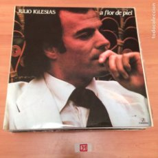 Discos de vinilo: JULIO IGLESIAS. Lote 195434421