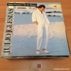 Discos de vinilo: JULIO IGLESIAS. Lote 195434533