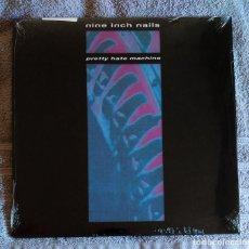 Discos de vinilo: NINE INCH NAILS - PRETTY HATE MACHINE 12'' LP NUEVO Y PRECINTADO - ROCK INDUSTRIAL SYNTH-POP. Lote 195434997
