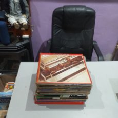 Discos de vinilo: LOTE DE 50 DISCOS VINILOS ANTIGUOS GRANDES DE ROCK Y OTROS- VER LAS IMÁGENES. Lote 195436820