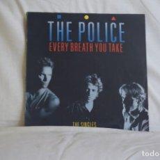 Discos de vinilo: THE POLICE-THE SINGELS. Lote 195444611