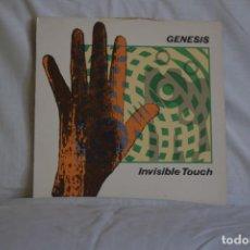 Discos de vinilo: GENESIS-INVISIBLE TOUCH. Lote 195444701