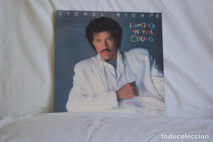 LIONEL RICHIE-DANCING (Música - Discos - LP Vinilo - Pop - Rock - New Wave Extranjero de los 80)