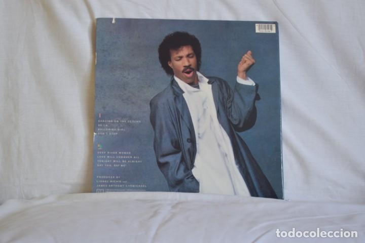 Discos de vinilo: LIONEL RICHIE-DANCING - Foto 2 - 195444718