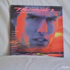 Discos de vinilo: DAYS OF THUNDER-BSO. Lote 195444757