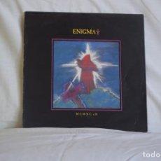 Discos de vinilo: ENIGMA-MCMXC. Lote 195444822