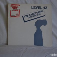 Discos de vinilo: LEVEN 42-THE EARLY TAPES. Lote 195445471