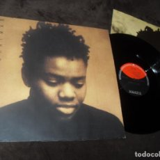 Discos de vinilo: TRACY CHAPMAN LP. TRACY CHAPMAN MADE IN GERMANY. 1988.. Lote 195447936