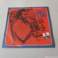 Discos de vinilo: JAMES LLOYD - KEEP ON SMILLING - IF YOU BELONG TO ME. Lote 195448368