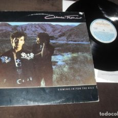 Discos de vinilo: CLIMIE FISHER LP. COMING IN FOR THE KILL MADE IN SPAIN. 1989.. Lote 195448505