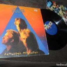 Discos de vinilo: THE POLICE LP ZENYATTA MONDATTA MADE IN NETHERLANDS. 1980.. Lote 195449542